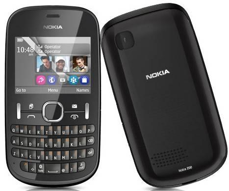Spesifikasi Harga Nokia Asha 200 Review