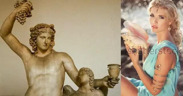 Γιατί οι αρχαίοι Έλληνες έβαζαν νερό στο κρασί τους?