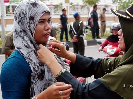 Ciri Khas Syariat Islam Di Aceh Adalah Bernuansa Ke-Acehan
