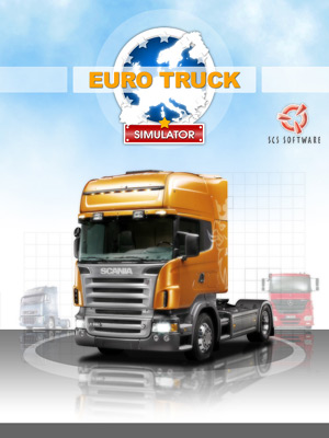 Euro Truck Simulator 2 with Activation Key [PC Game]