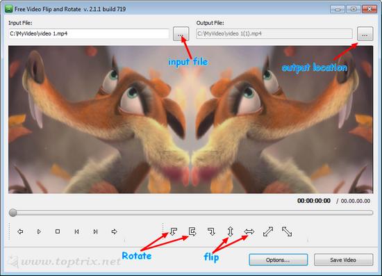 free-flip-rotate-video