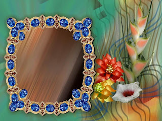 jewelled Photoshop background