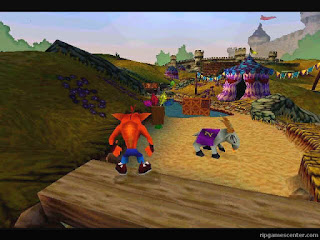 Crash Bandicoot 3 Gameplay4