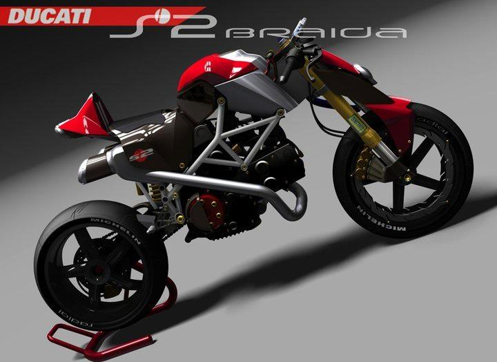 Concept/design/photomontage sur R  - Page 2 Ducati+S2-Braida+by+Paolo+Tesio+09