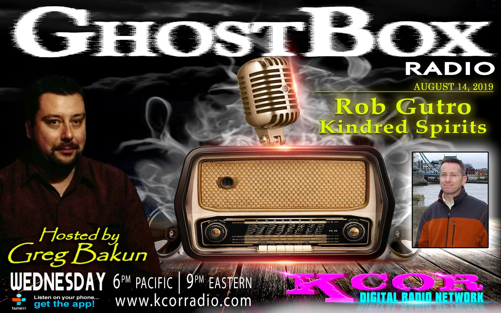 Podcast: MN Ghost Box Radio 8/14/19