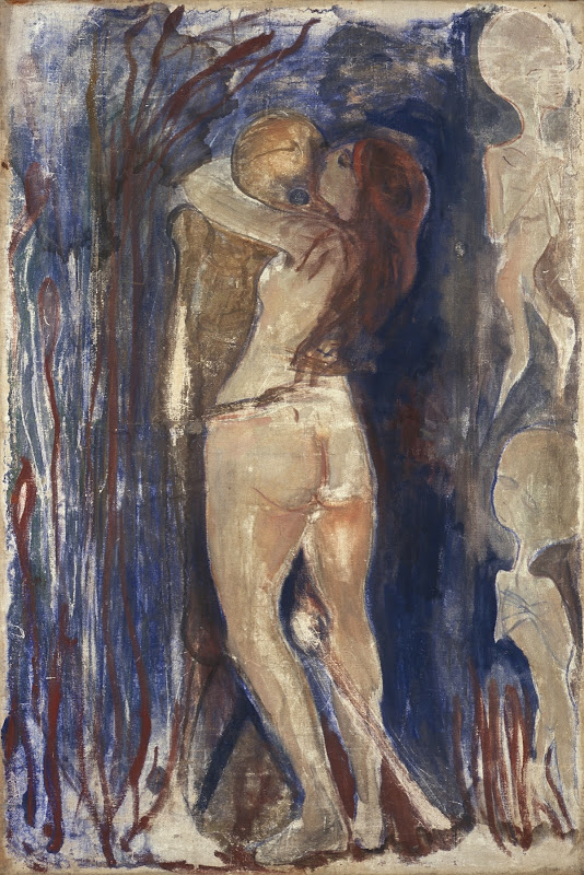 Edvard Munch: Piken og Døden
