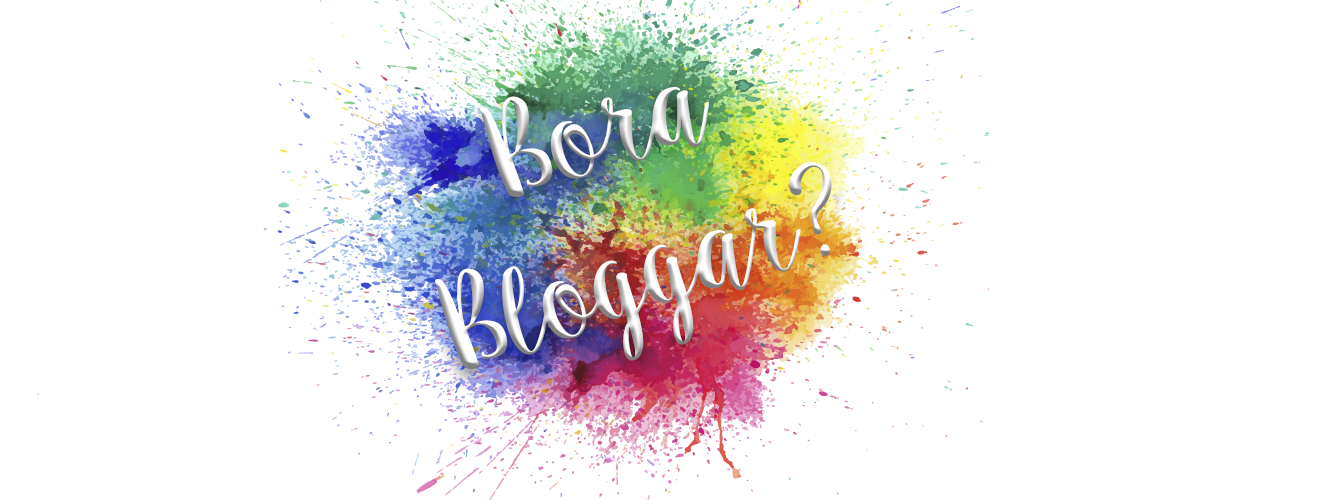Bora Bloggar?