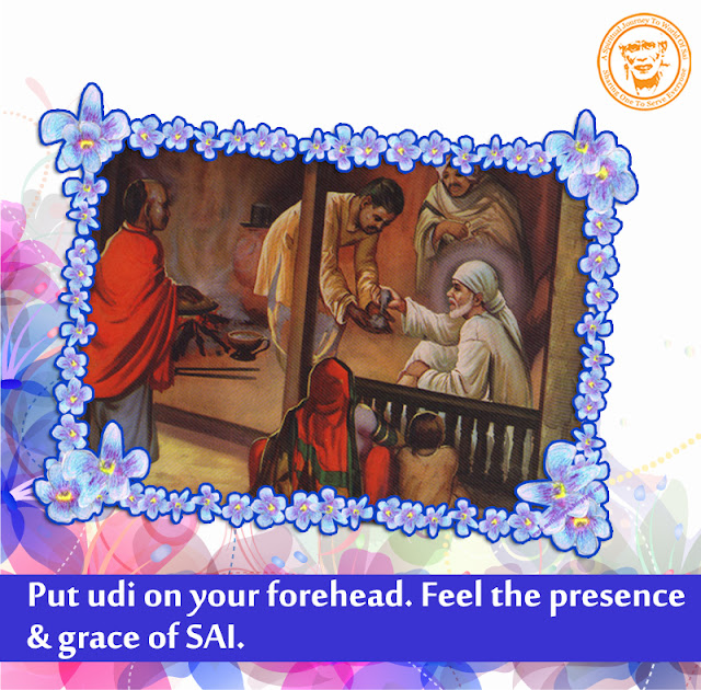 A Couple of Sai Baba Experiences - Part 1106