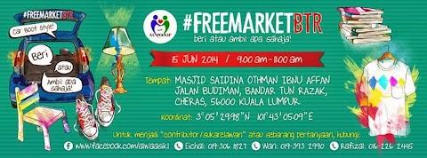 Event #FREEMARKETBTR