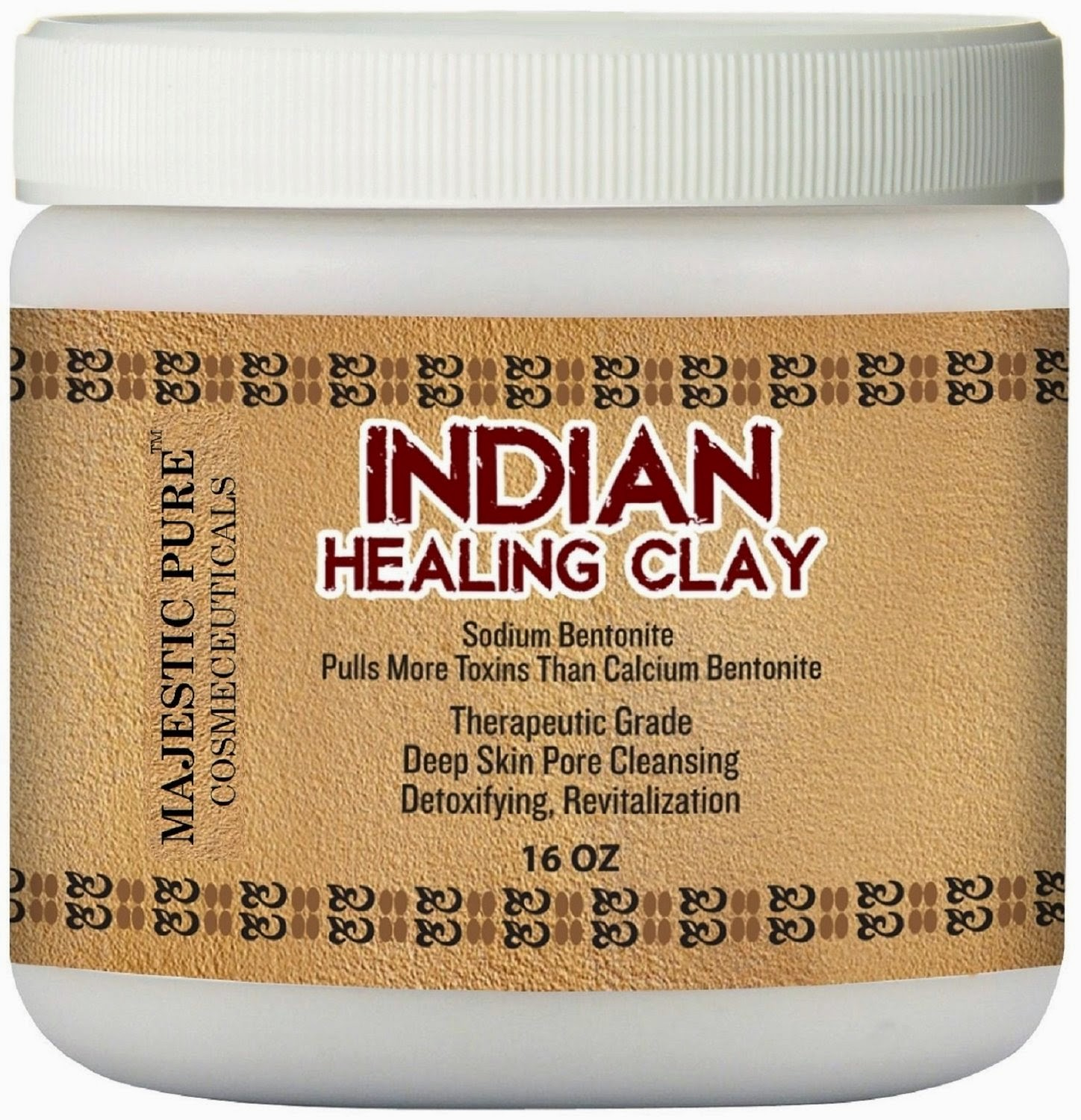 Indian Healing Clay Spa Treatment At Home on Fashion Beyond Forty