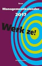 De management- kalender 2017 : Bestel op tijd!