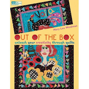 Mary Lou's Story Quilt Book! Every quilter who wants to make her mark in history should have this!