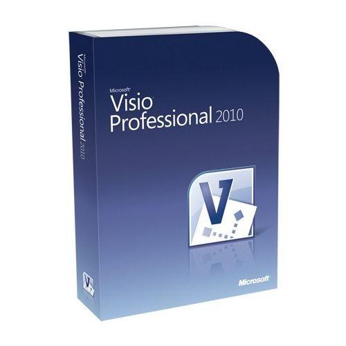 Код активации для Microsoft Visio Professional 2010 Язык - любой Разрядност
