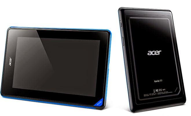 Harga Tablet Acer Terbaru tahun 2015