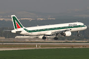 Alitalia Airbus A321 (alitalia airbus by jet planes )