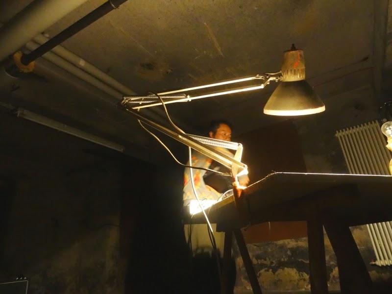 14.03.2014 Dortmund - Künstlerhaus: Aki Onda