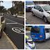 Accidente con 3 vehículos en Paseo de Chil.