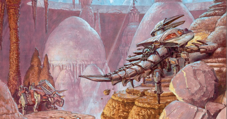Gurney Journey: Dinotopia World Beneath, Episode 10