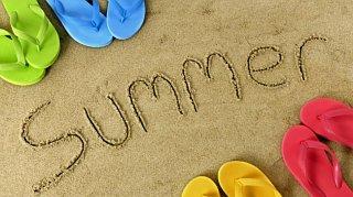 șlapi de vară