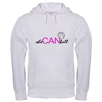 sheCANball Hoodie for sale
