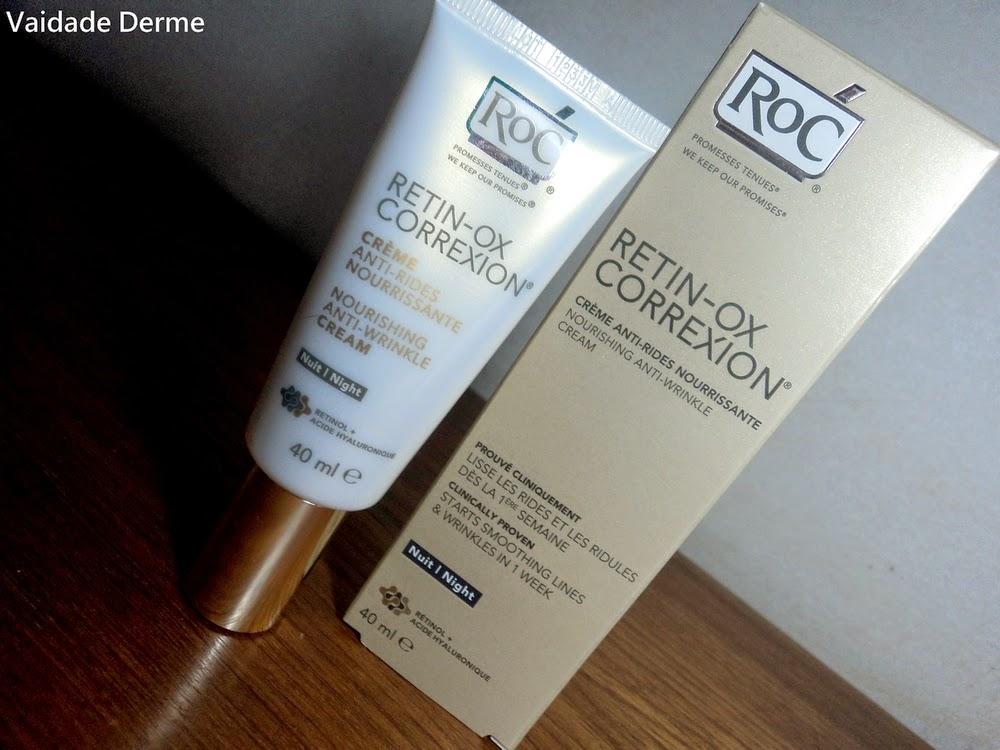 RoC Wrinkle Correxion Noite Creme Antirrugas