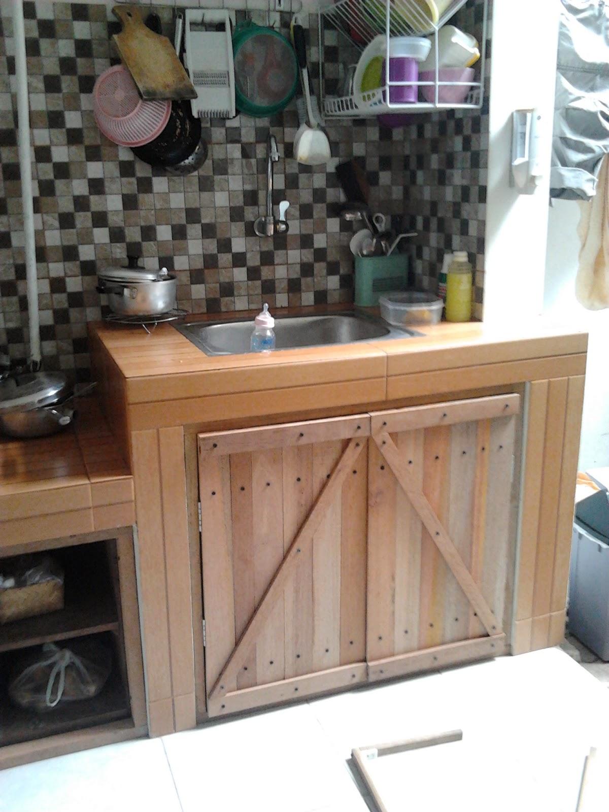 Corat coret membuat pintu kitchen set for Pintu kitchen set