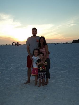 Family Sunset 2013