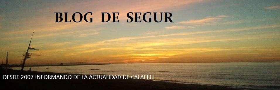 Blog de Segur de Calafell