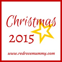 Christmas 2015 with Red Rose Mummy