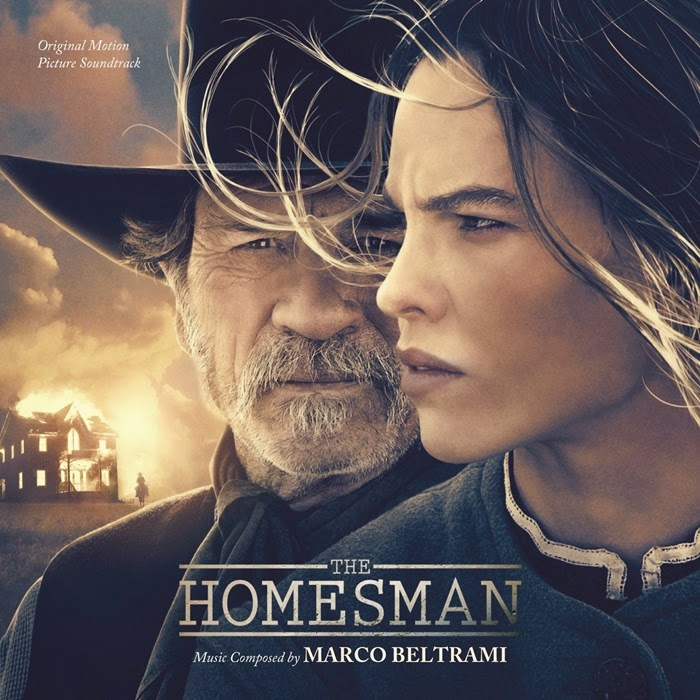 the homesman soundtracks