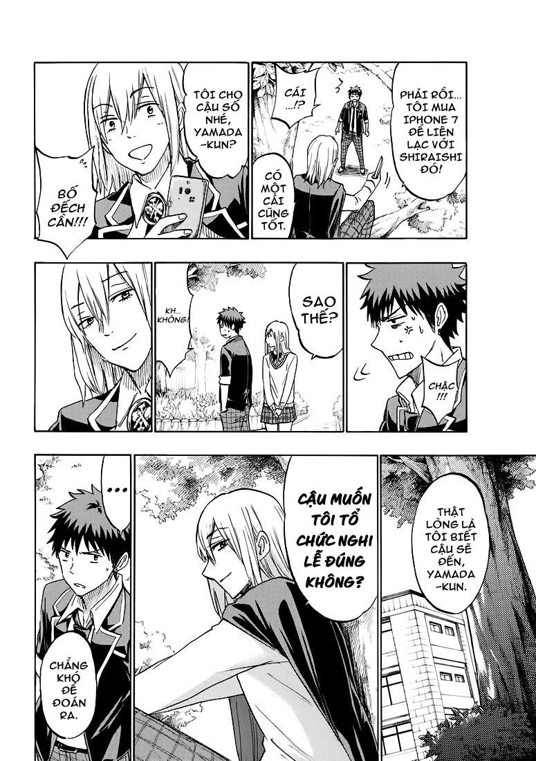 Yamada-kun to 7-nin no majo chap 184 page 18 - IZTruyenTranh.com
