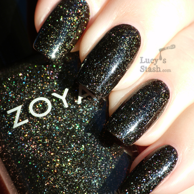 Lucy's Stash - Zoya Storm from Ornate collection