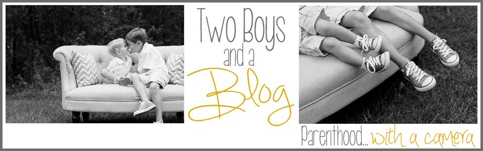 Two Boys and a Blog