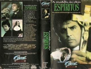 A MALDIÇÃO DOS ESPÍRITOS (1990)