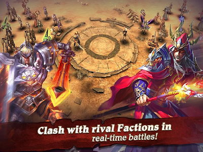 download clash for dawan mod apk