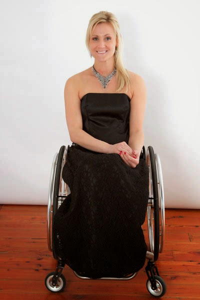 Grace Strapless Gown from IZ Adaptive