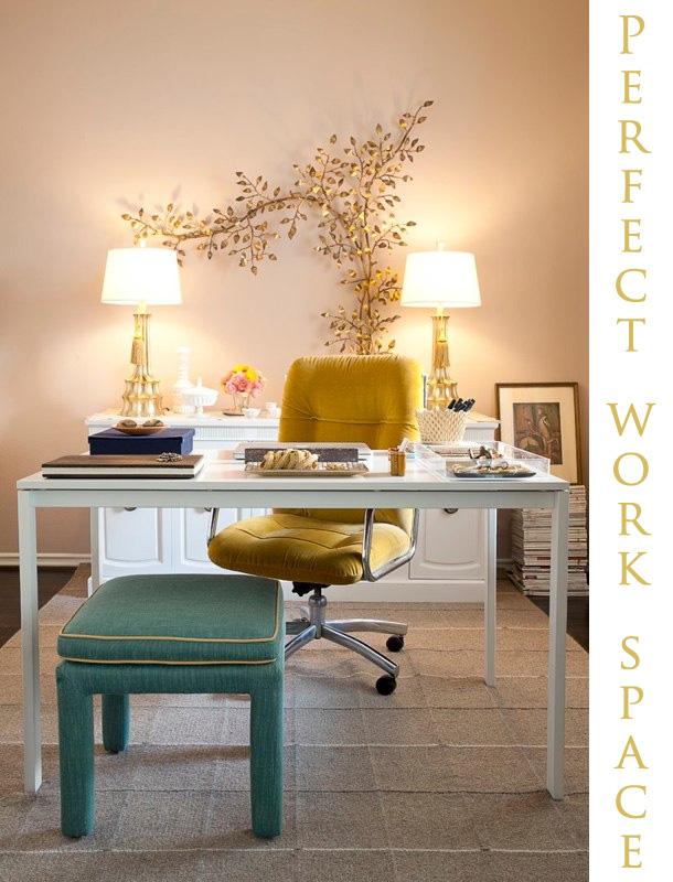La La Linh Dreamy Home Office Mondays