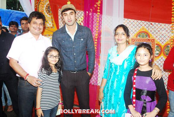 , Ranbir Kapoor On Location Of 'taarak Mehta Ka Ooltah Chashmah'