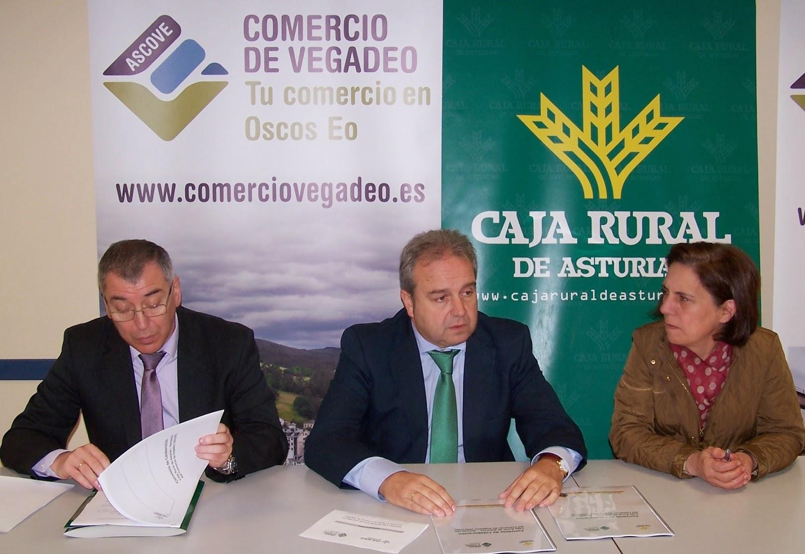 Convenio entre caja rural y ascove noticias del for Convenio oficinas y despachos asturias
