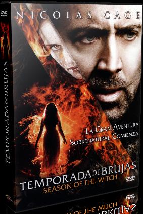 Temporada de Brujas DVDRip Español Latino