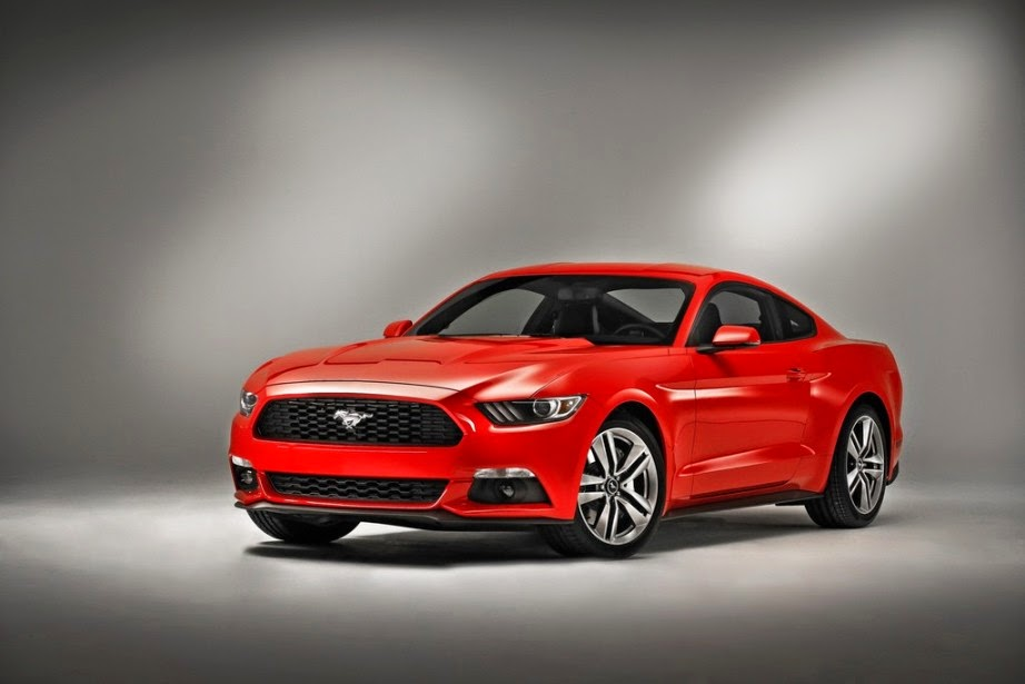 ford mustang starts in germany from eur 35 000 garage car. Black Bedroom Furniture Sets. Home Design Ideas