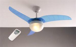 Arredamenti moderni rinfrescare la casa senza for Ikea lampadario ventilatore