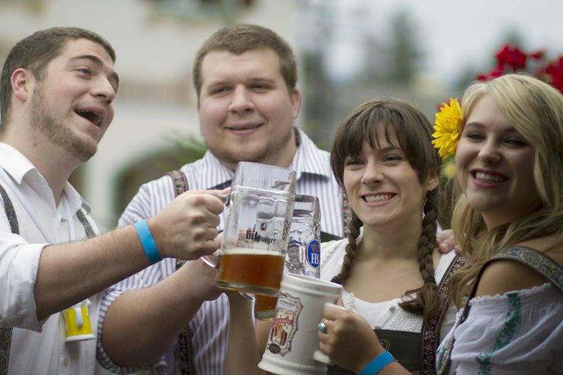 11 fall activities to check out in Seattle; Oktoberfest in Leavenworth