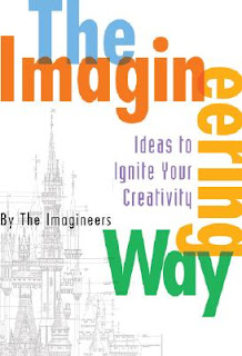 Cover - The Imagineering Way