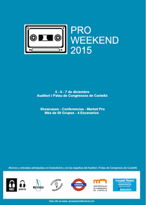 Pro Weekend Festival Castellón