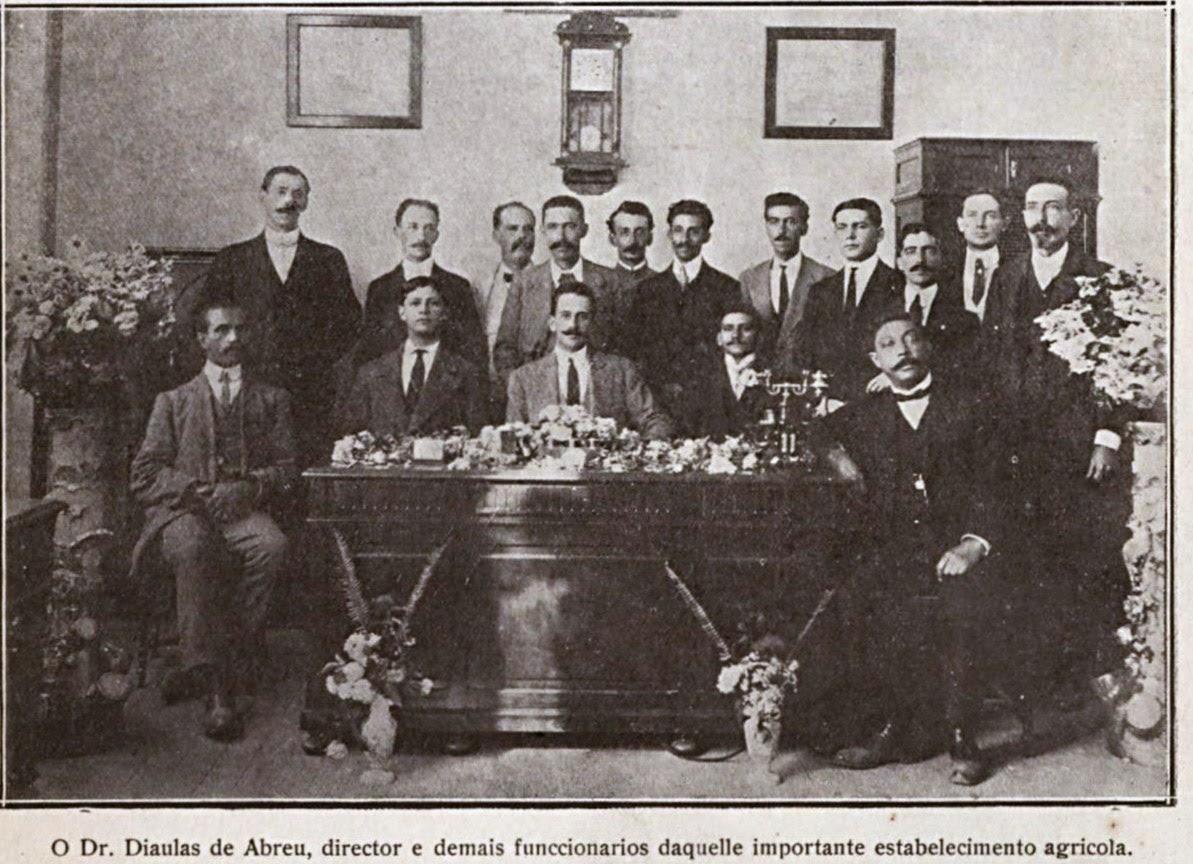 DR DIAULAS ABREU E PROFESSORES