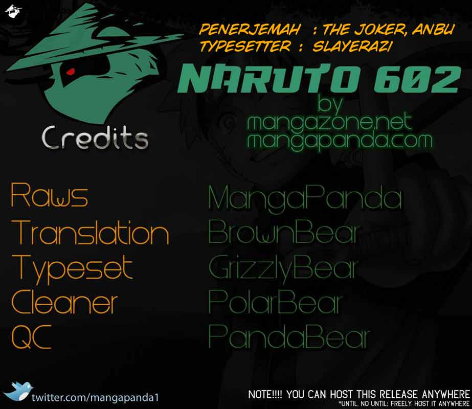 Naruto - Chapter:602 - Page:01