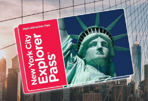 "NEW YORk EXPLORERS PASS ... THE BEST of EVERTHING ! ""YES EVERYTHING"" !"