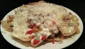 Romano 39 s macaroni grill copycat recipes nachos napoli for Romano italian kitchen