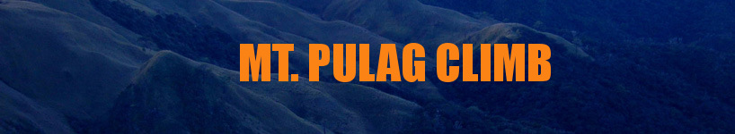 CLIMB MT. PULAG | Tour Package
